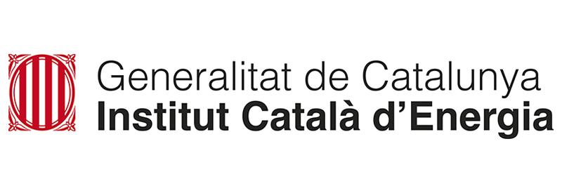 Logotipo Institut Català d'Energia