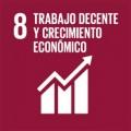 8 Trabajo decente y crecimiento económico